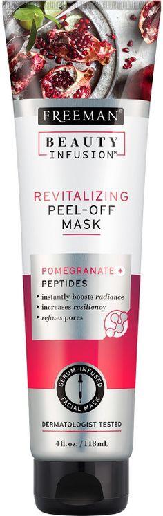 Revitalizing Peel-Off Mask with Pomegranate + Peptides | @giftryapp