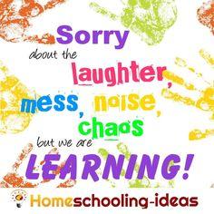 Happy Monday and Happy Homeschooling!     betty jo