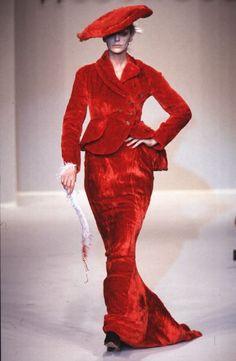 Vivienne Westwood: RTW Fall 1996