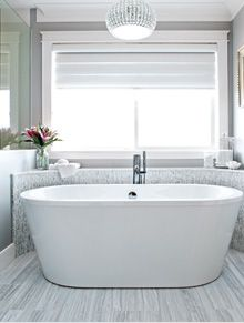 master bath soak tub.... When we put that addition on the house someday....