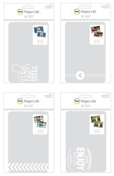 New from Project Life: Winter 2014 Products