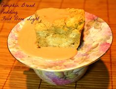 Light Pumpkin Bread Pudding Food Done Light Coffee Cake Muffins, Brioche Bread, Pumpkin Bread, Pumpkin Recipes, No Bake Desserts, Baked Goods, Cooking Recipes, Healthy Recipes, Sweet Tooth