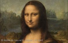 There is a portrait hidden beneath the existing painting Mona Lisa by the Italian artist Leonardo da Vinci, a French scientist has claimed. Pascal Cotte says he has found an image of a portrait. Most Famous Paintings, Famous Artists, Art Paintings, Painting Gif, Famous Artwork, Classic Paintings, House Painting, Obras Leonardo Da Vinci, Lisa Gherardini