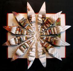 Used book art 'Bible Flowers' by Anita Francis at booksandjackets.blogspot