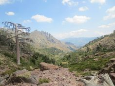 Hiking along the GR20 in Corsica [OC][2048  1536] #mother #earth #porn #photography #nature