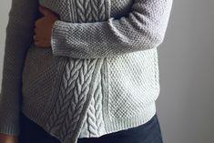 Ravelry: Earnest cardigan pattern by Joji Locatelli