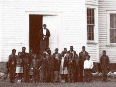 african american schoolhouse