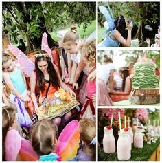 fairy birthday party - Google Search