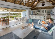 10 of the coolest beach cottages in South Africa #Beachcottages