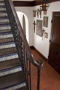 82 best spanish revival stairs images spanish house spanish style rh pinterest com