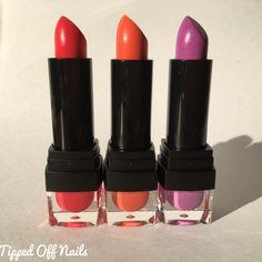 Sleek Lip VIP Whimsical Wonderland Collection Swatches