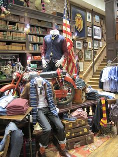 new york: brooks brothers flatiron shop opening