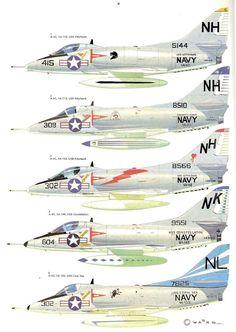 27 McDonnell-Douglas A-4 Skyhawk Page 30-960
