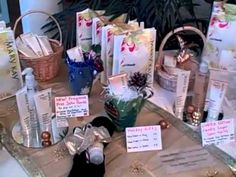 Gina's Open House Setup (displays) This again has some really good ideas so try to recognize what she is saying as well as A Mary Kay consultant is very important...you can do a  Open House at anytime~ I will be hosting an Open House in approximately 3 weeks~Saturday!~Hope to see you there...please check Kijiji Branford Events!~Kimberly Robyn