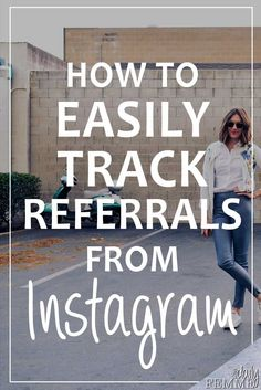 Getting frustrated with how difficult it is to track your referrals from Instagram? Did you know you can set up an easy tracking method in a few minutes?