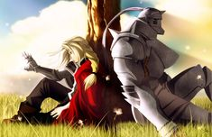 Free download Full Metal Alchemist Brotherhood Elric Brothers Fullmetal Wallpaper - PageResource.com