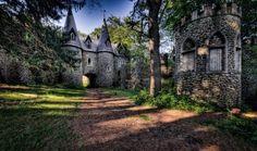Craig-E-Clair Castle | Atlas Obscura