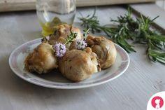 Pollo+al+salto+solo+2+ingredienti+in+tegame