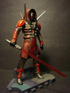 "Star Wars Custom ""Darth Marr"" Malgus Jabba  Wars"