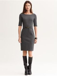 Can't wait for fall ... got the long sleeve Xhilaration version with a coupon!... love it with boots