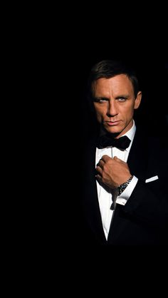 James Bond never disappoints.
