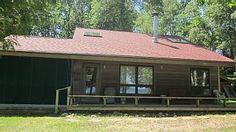 Lake Michigan Home on Sand Beach, Sleeps 5Vacation Rental in Menominee from @homeaway! #vacation #rental #travel #homeaway