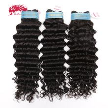 Ali Queen Hair Products Peruvian Deep Wave Hair Bundles 100% Human Hair Weave Bundles 3Pcs Virgin Hair Natural Color     Wholesale Priced Wigs, Extensions, And Bundles!     FREE Shipping Worldwide     Buy one here---> http://humanhairemporium.com/products/ali-queen-hair-products-peruvian-deep-wave-hair-bundles-100-human-hair-weave-bundles-3pcs-virgin-hair-natural-color/  #curly_wigs