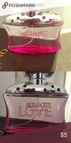 Perfume Sex in the city perfume. My daughter sprayed 1 time. Other