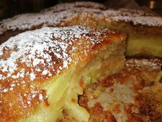 Apple Cake Recipes, Candy Recipes, Baking Recipes, Dessert Recipes, Greek Sweets, Greek Desserts, Greek Recipes, Sweet Loaf Recipe, Greek Cake