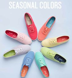 Keds new SS13 collection