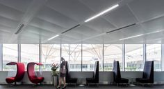 First LEED Platinum certified office building in Abu Dhabi – lightlive by Zumtobel Abu Dhabi, Building, Knowledge, Interiors, Design, Blog, Construction, Consciousness, Buildings