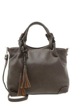 TOM TAILOR SOFT SHOPPER - Shopping Bag - brown yaEuL