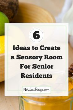 Do you have a Snoezelen area to share sensory activities with your residents? Keep reading to learn how you can create a sensory-stimulating environment for your senior residents! Activities For Dementia Patients, Dementia Crafts, Alzheimers Activities, Elderly Activities, Senior Activities, Dementia Care, Physical Activities, Craft Activities, Activity Ideas