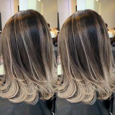Dream Hair, My Hair, Blonde Hair, Makeup Looks, Short Hair Styles, Hair Cuts, Hair Color, Hair Beauty, Tips