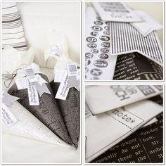 beadsdesign     ♥♥♥♥    love: Schultüten zum Schulanfang
