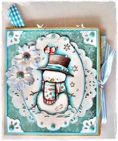Whiff of Joy - Tutorials & Inspiration: Paperbag Card