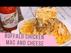 This Buffalo Chicken Mac and Cheese recipe is perfect for busy weeknights when you need a dish that will satisfy the entire family. Buffalo Chicken Mac And Cheese Recipe, Buffalo Mac And Cheese, Buffalo Chicken Pasta, Elbow Macaroni Recipes, Macaroni Cheese Recipes, Easy Family Meals, Easy Meals, Cooking Recipes, Dip Recipes