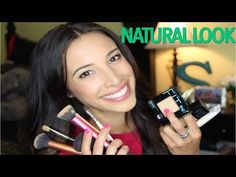 Natural Everyday Look Tutorial I Sierra Dallas - YouTube