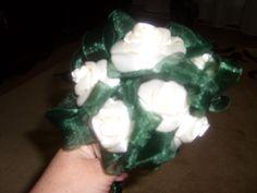 Buchet din 9 trandafiri