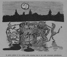 Hiidenkirnu - 05.02.1903 Velikulta no 3