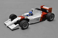 LEGO McLaren MP4/6