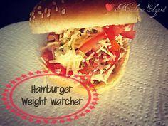 Recette Hamburger weight watcher par Madame-Edgard - Ptitchef