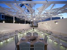 Phos restaurant, Míkonos, 2012 - Lm Architects