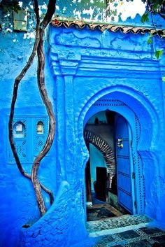 Chefchaouen, Morroco ~ Oh how I loved this town! So much I want to see and do again.Chefchaouen, Morroco ~ Oh how I loved this town! So much I want to see and do again. Marrakech, Chefchaouen Morocco, Beautiful World, Beautiful Places, Amazing Places, Beautiful Pictures, Portal, Exotic Places, Arches