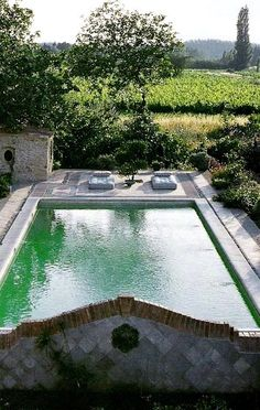 Pool Provence