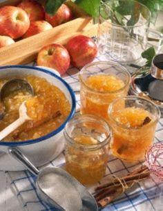 Das Rezept für Apfel-Honig-Marmelade und weitere kostenlose Rezepte auf…
