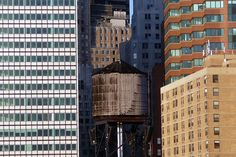 Old and new in NYC