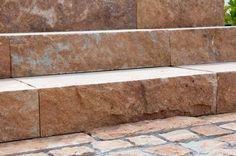 Kallimarmaron Bolari | Quarrying & Manufacturing | Terra Coral Steps | Landscape Design