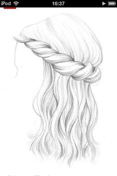 Awesome hair cute 