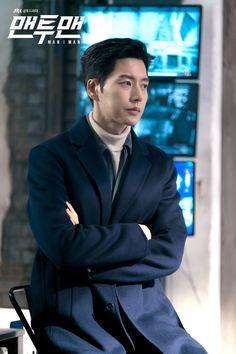 [12회] 내 곁에 있어...식구로, 브라더로 Park Hae Jin in Man To Man Korean drama  박해진 맨투맨